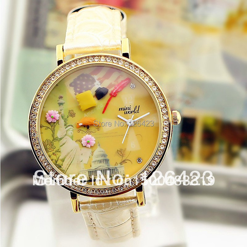 Supply South Korea the mini watch watches/ls/table/diamond manufacturers direct sales/inventory sufficient(China (Mainland))