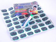 MK048 the Packed bicycle tire repair glue / tire repair tools with cold patch glue and film(China (Mainland))