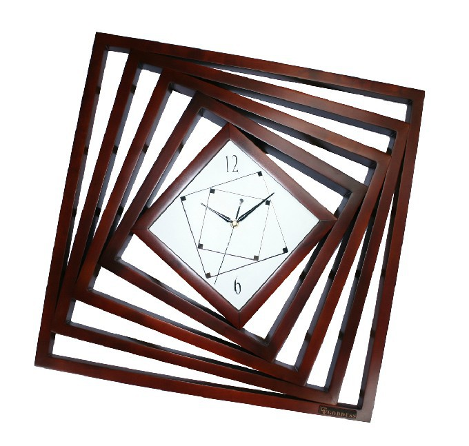 Genuine goddess watches phalanx brand creative home accessories living room upscale decorative wall art wall clock(China (Mainland))