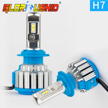 Buy Super Bright Car Headlights H7 LED H1 H3 H11 9005 HB4/9006 70W 7000lm Auto Front Bulb Automobiles Headlamp 6000K Car Lighting for $20.46 in AliExpress store