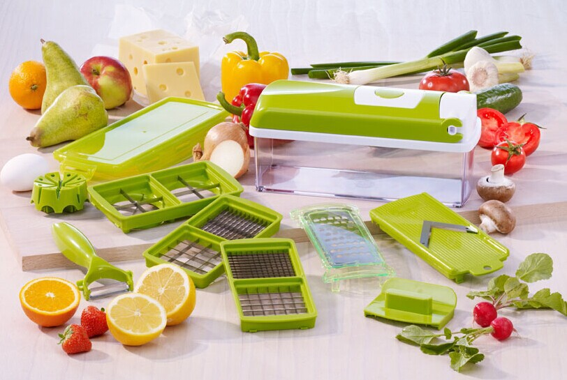 Image result for Nicer Dicer Plus Food Chopping Machine