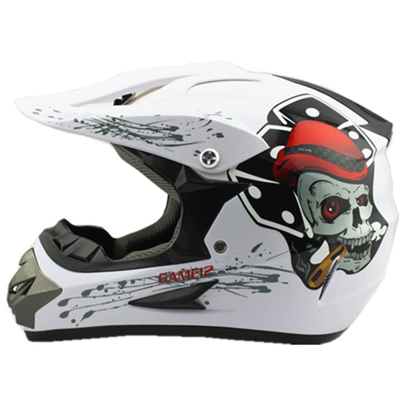 motorcycle helmet atv dirt bike cross motocross helmet also suitable for kids helmets casque casco moto capacete motoqueiro DOT(China (Mainland))