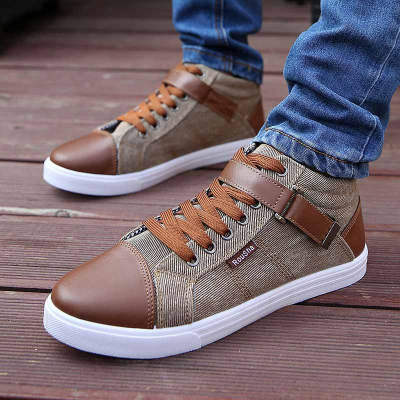 free shipping 2015 new fashion shoes mens casual shoes