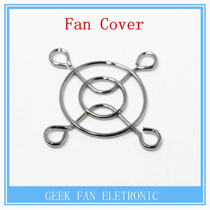 100PCS 3D printer accessories fan cover protective cover 40 40