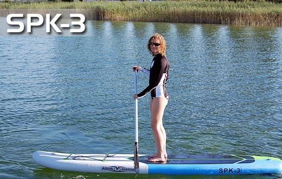 Aqua Marina 10ft SPK-3 10'10''x30''x6'' Stand Up Paddle Surfboard Paddle board Surf board SUP Kayak Inflatable fishing boat(China (Mainland))