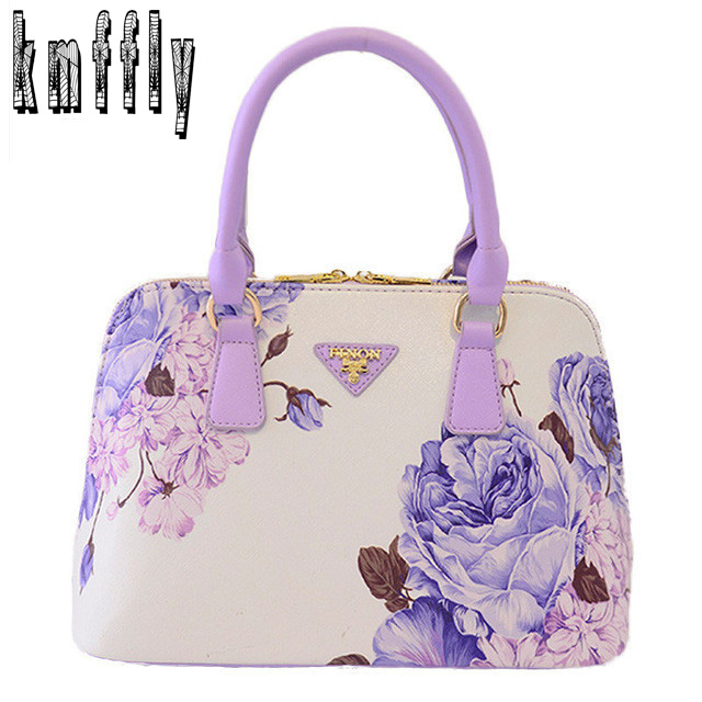 Luxury sac a main 2016 women handbags famous brand pu leather handbags high quality women tote bags print bag for lady's bolsas(China (Mainland))