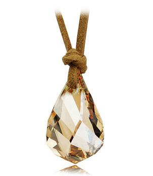 Corner austria crystal sweater necklace female pendant long design accessories fashion accessories