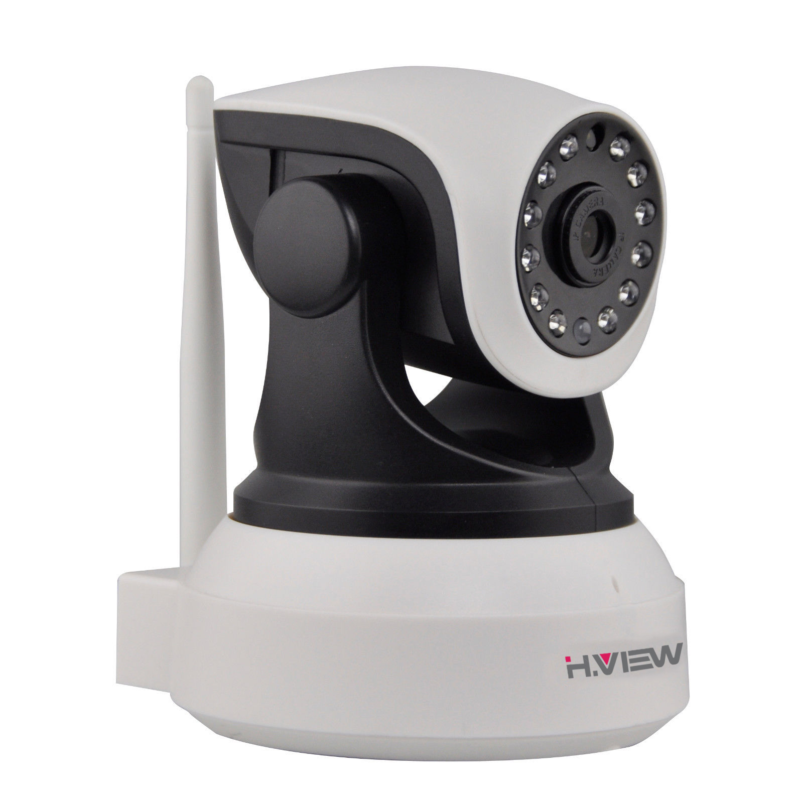 H.View WiFi Wireless 720P IP Camera WiFi IP Camera Two Way Audio Baby Monitor Pan Tilt Security Camera Easy QR CODE Scan Connect(China (Mainland))