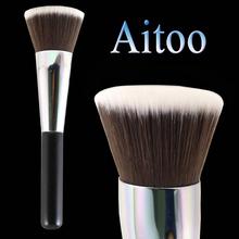 F80 Flat Top Kabuki Foundation Makeup Brush Set Origin Cosmetic Tools