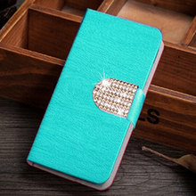 Ultra Thin Flip Magnetic Leather Case For Sony Xperia Go St27i Stand Wallet Style With Card Slot Phone Back Cover
