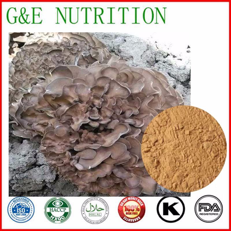 manufacturer supply grifola frondosa mushroom extract 1000g