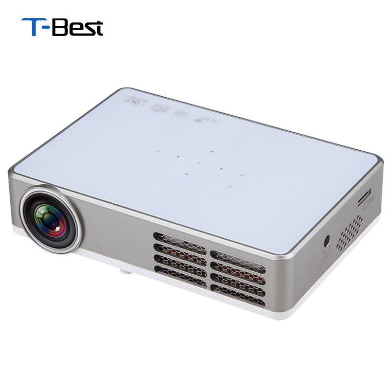 Buy excelvan led9 android 4 4 dlp for Best mini projector 2015