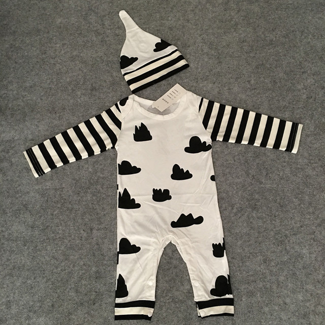 Baby romper Long sleeve baby