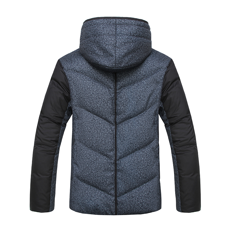 2015 High Quality Winter Men s Clothes Brand Light Warm Men Down Thick Cotton Jacket Mens