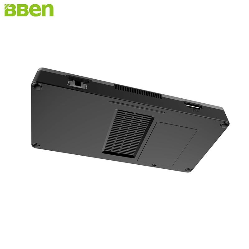 BBEN Intel Mini PC Windows 10 64bits Intel Celeron N3450 4GB RAM Mini PC HDMI LAN Out Type C Mini Computer Business Mobile PC(China (Mainland))