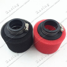 38mm-48mm  Straight Foam Air Filter Sponge Cleaner 50cc Moped Scooter CG125 150cc Dirt Bike Motorcycle(China (Mainland))