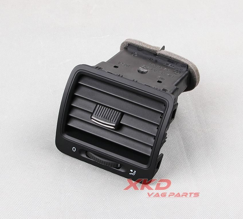 OEM New Front Dashboard Right Air Outlet Vent For VW Jetta Golf GTI Rabbit MK5 1K0 819 710 / 1K0 819 704 B D(China (Mainland))