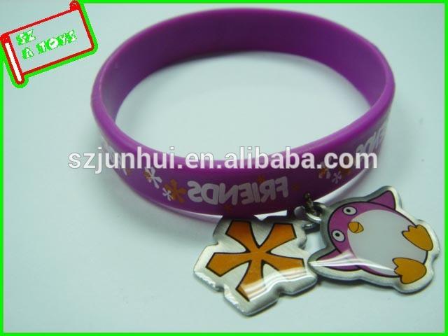 fashion & printing rubber bracelets smart band(China (Mainland))