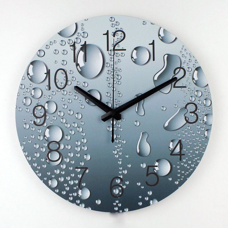 Wall Decor Clocks Modern : Wholesale designer wall clock modern home decoration d