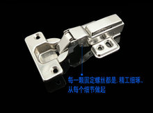 Furniture hardware Accessories Furniture fittings Furniture Cabinet hinges Folding hinge 2pcs/lot Free shipping(China (Mainland))