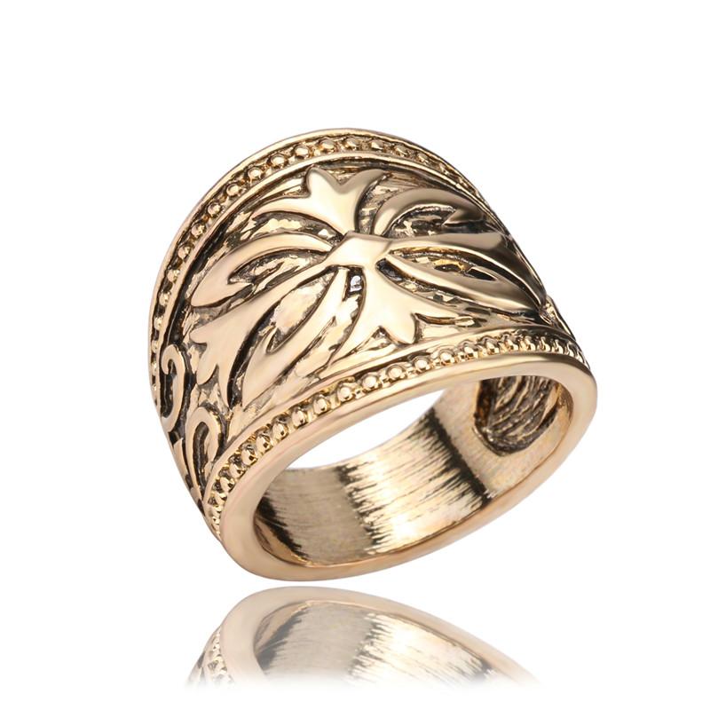 индийские кольца