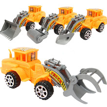 1PC Cars Truck Toy Kids Toys Baby For Children Small Pull Back Truck Toys Boys Brinquedos Juguetes 2015 New 12.5*4.5*6 CM(China (Mainland))