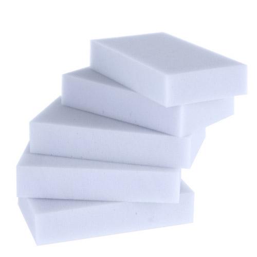 100pcs/lot Magic Sponge Cleaner Eraser Melamine Cleaner Multi-functional Sponge for Cleaning 100x60x20mm white(China (Mainland))