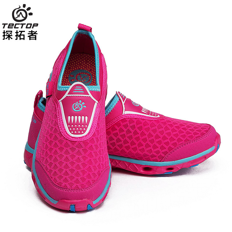 2015 Fashion outdoor women sports quick-drying wading water shoes breathe freely upstream Amphibious - Hard-working people store