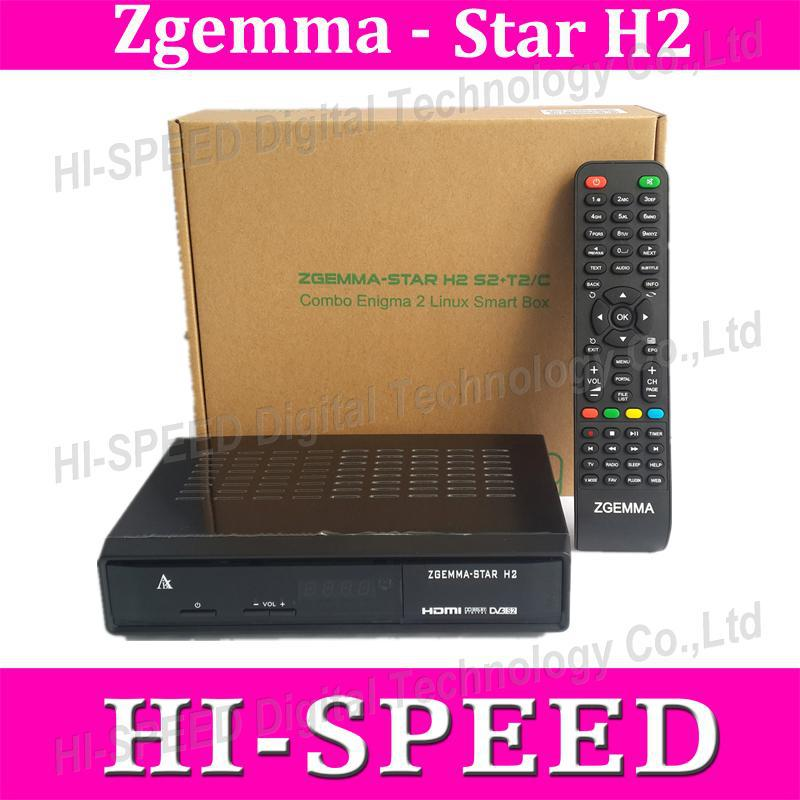 DHL free ship Zgemma star H2 instead of Cloud ibox 3 se HD twin tuner cloud ibox III DVB-S/S2+T2/C built-in enigma2 cloud ibox3(China (Mainland))