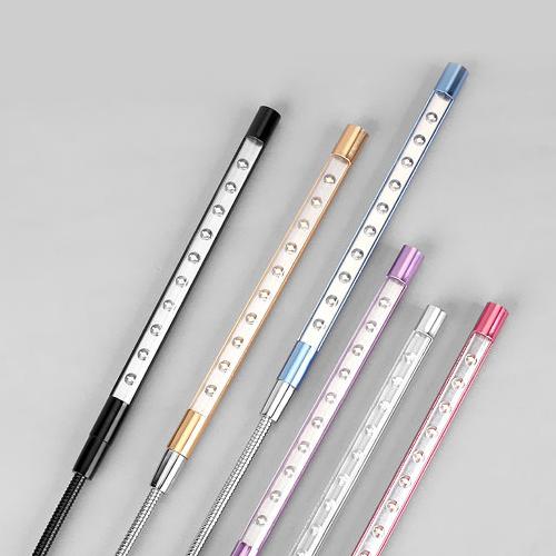 Гаджет  Super Mini USB 10 LED Light Bright Soft Light Flexible USB Lamp For Keyboard Book Read Notebook PC Laptop None Свет и освещение