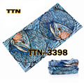 2015 free shipping Fishing Bandana Headwear 1 pcs
