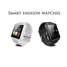 HOT Bluetooth U8 Smart Wrist Watch Sport Health Digital U Smartwatch For Android/iOS/Iphone/Samsung/HTC/Xiaomi Black White Red