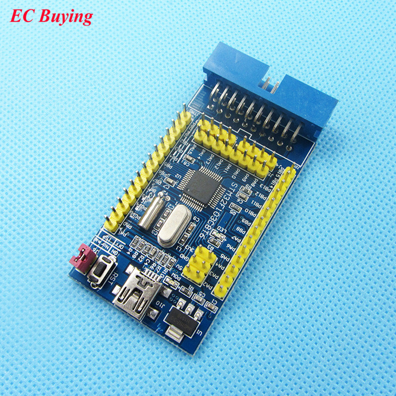 1 piece 48 Pin STM32F103C8T6 Core Board STM32 ARM Development Board Minimum System Board(China (Mainland))