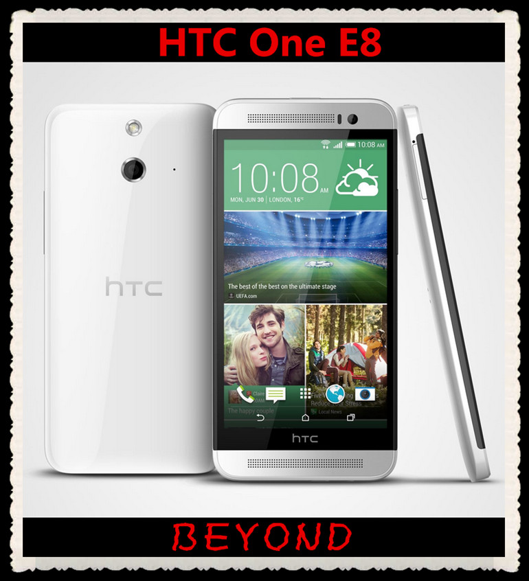 "HTC One E8 Original Unlocked GSM 3G&4G Android Quad-core RAM 2GB Mobile Phone 5.0"" WIFI GPS 13MP 16GB dropshipping(China (Mainland))"