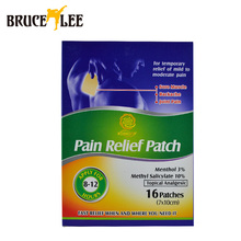 16 Pieces/Box Arthritis Back Pain Relief Patch Chinese Traditional Herbal Medicines Health Care Product for Body Massag