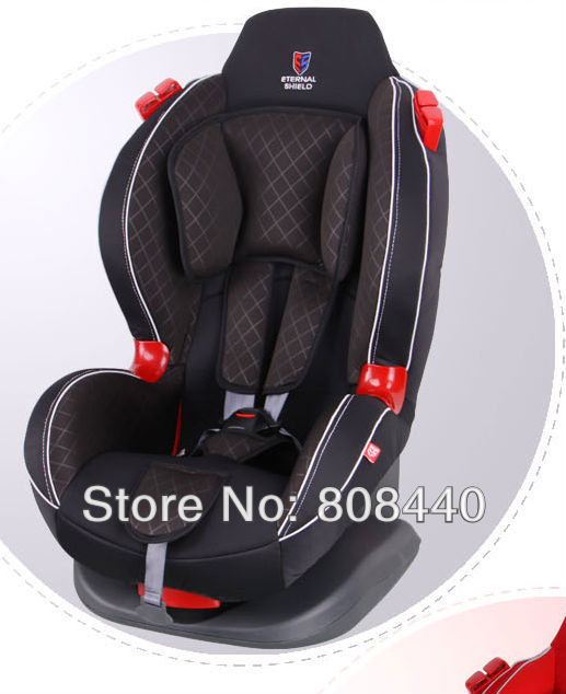 Supersonic ES01 - T car child safety seats nine months to 6 years of applicable