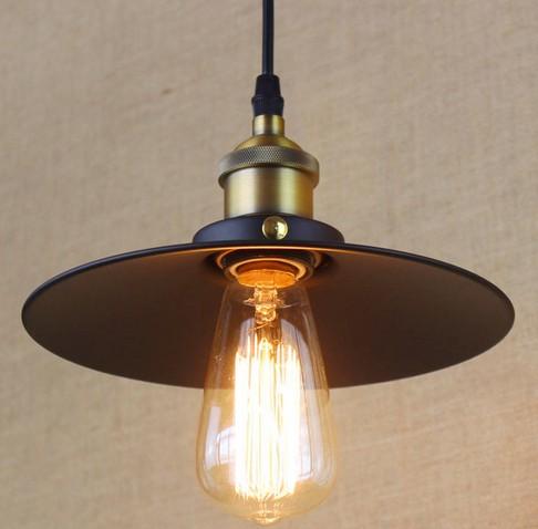 American Loft Iron Art Pendant Lights Simple Industrial Vintage Lighting For Living Dining Room Hanging Lamp Lamparas Colgantes<br><br>Aliexpress