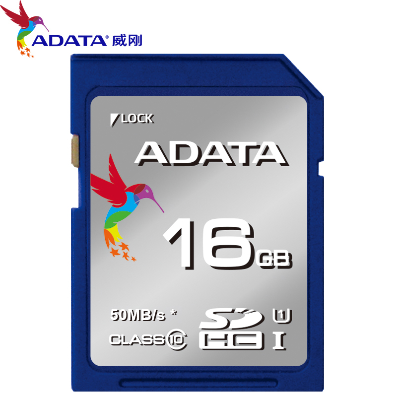 ADATA C10 SD Card SDHC SDXC UHS-I Memory Card16GB 32GB 64GB Flash Memory Cards SD Card For Digital Camera(China (Mainland))