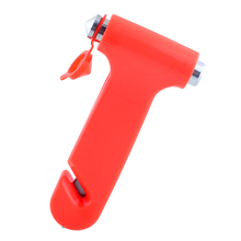 SEDETA New Car Bus Trucks Ships Emergency Escape Hammer Breaker Saftey Seat Belt Holder Useful Vehicle Portable(China (Mainland))