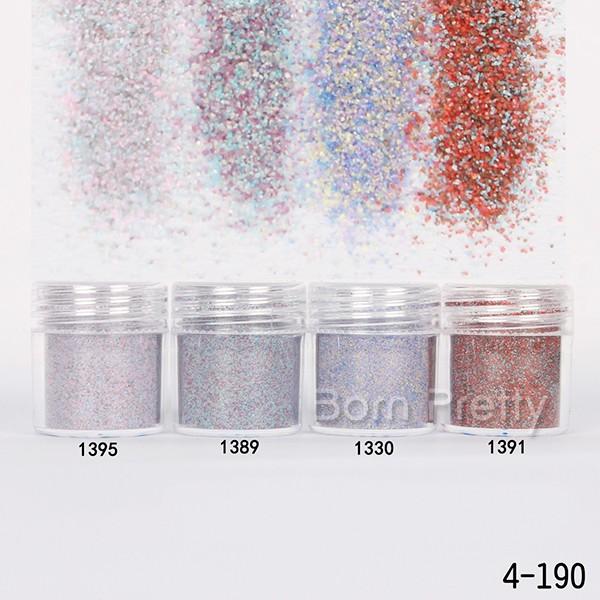 Гаджет  1Box 10ml Colorful Super Matte Powder Glitter Sequins Powder Nail Art Glitters  None Красота и здоровье