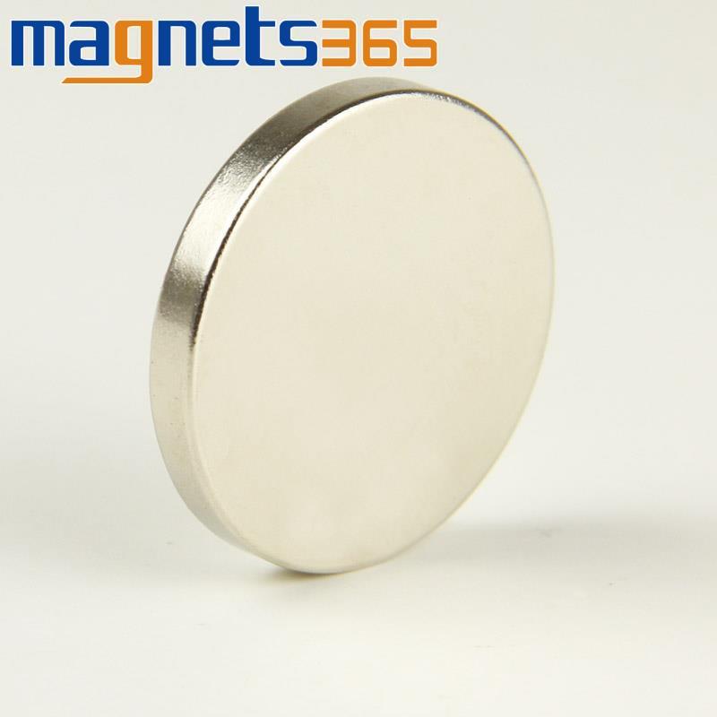 5pcs Super Strong Round Magnets 35 mm x 5 mm N35 Disc Rare Earth Neo Neodymium(China (Mainland))