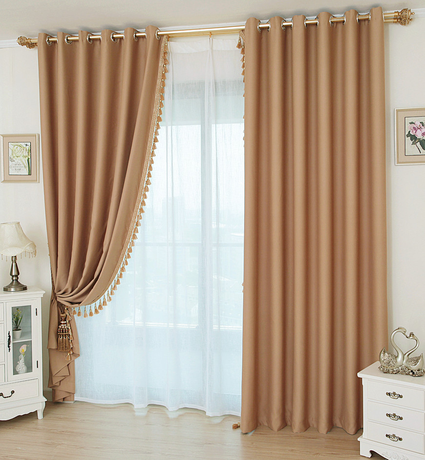 Curtain high quality solid color eco-friendly matt whole dodechedron curtain circled curtain first level dodechedron curtain