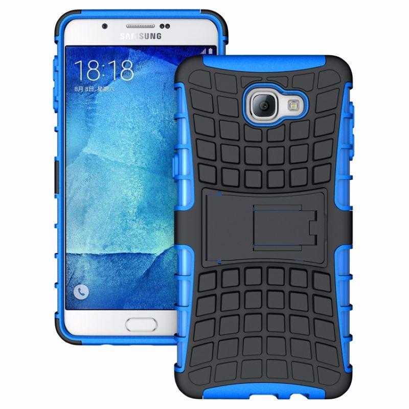 For Samsung Galaxy A3 A5 A7 2016 A8 A9 A710 Case Armor Hybrid Defender Tyre Case for Samsung Galaxy A3 A5 A7 2016 A8 A9 A710