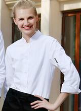 Шеф-повар куртки  от Checkedout chef для Женщины, материал 65% поли 35% хлопок артикул 32306508382