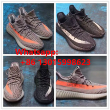 2016 Super 350 New Fashion Yeezy New Men Fashion Outdoor Walking Keeping v2 Casual Star Shoe Boost Classic Breathable Mesh(China (Mainland))