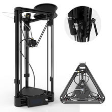 3D Printer DIY Kit Auto Level 3D printer DIY learning package injection version of delta parallel