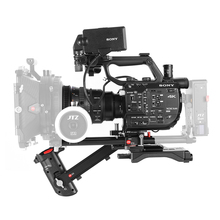 Buy JTZ DP30 Camera Baseplate Shoulder Support Rig 15mm Rod KIT SONY FS5 PXW-FS5 for $664.05 in AliExpress store