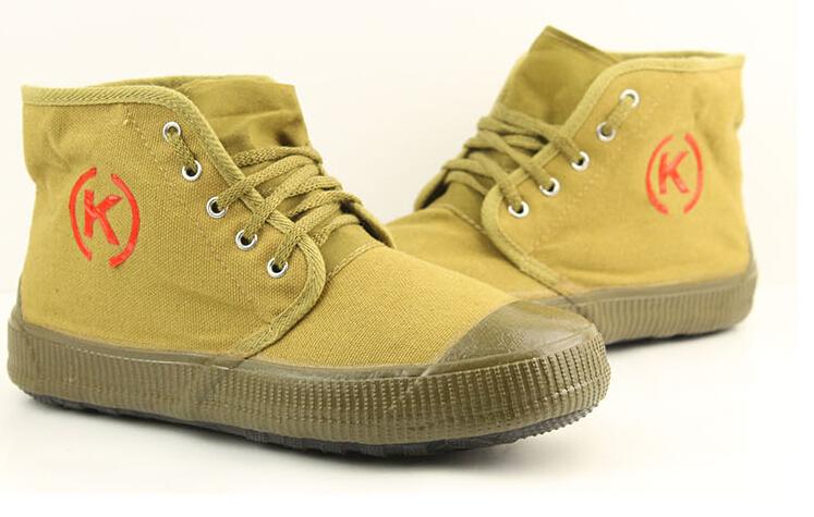outdoor unisex labour protection canvas shoes sneaker