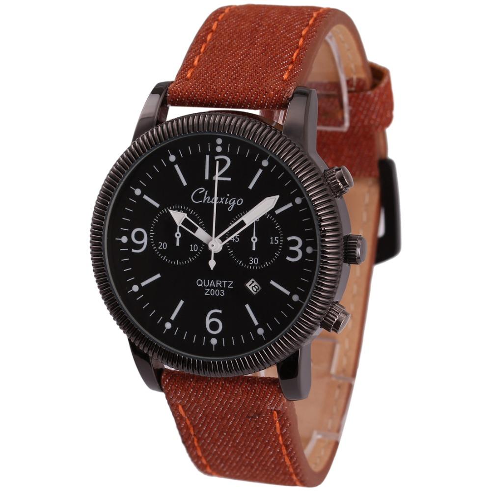 Chaxigo Design Mens Out Sport Quartz Watch China Cheap Wrist Watch Waterproof Fashion Table Relogio Masculino Clock Reloj Watch(China (Mainland))