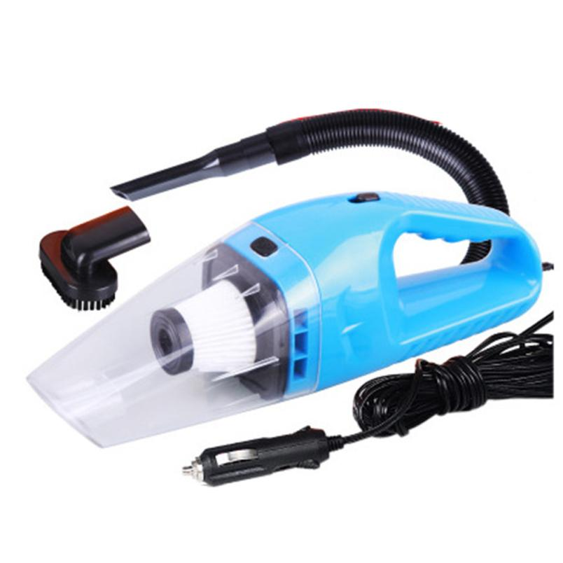 HOT SALE 12V 120W Suction Mini Vehicle Car Handheld Vacuum Dirt Cleaner Wet & Dry Vacuum Cleaner YYH* Free Shipping Vicky(China (Mainland))